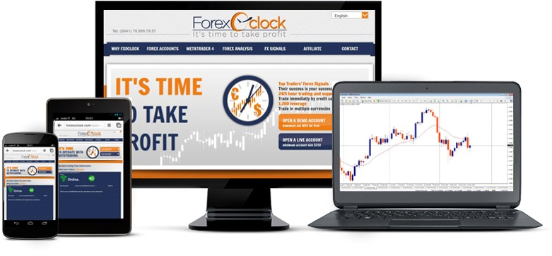 ForexOClock auto trading platform